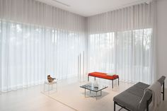 Bedroom Curtains With Blinds, Ceiling Curtains, Sheer Curtains, Kitchen Voiles, Window Treatments, Master Bedroom, Lounge, Windows, Living Room
