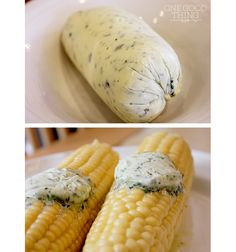 herb Butter Ingredients  1 pound butter  1/4 cup extra virgin olive oil  3 tablespoons fresh chives, chopped  2 tablespoon thyme, chopped  2 tablespoon sage, chopped  2 tablespoon rosemary, chopped