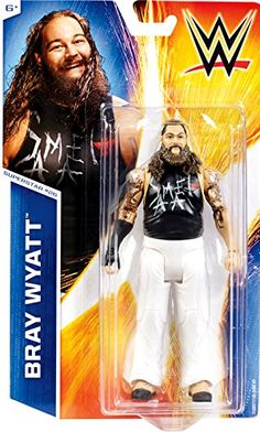 Amazon.com: BRAY WYATT - WWE SERIES 49 MATTEL TOY WRESTLING ACTION FIGURE: Toys & Games