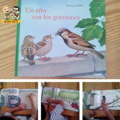 Un libro ideal para peques curiosos y amantes de los animales.