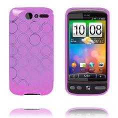 Amazona (Lilla) HTC Desire G7 Deksel Phone, Cover, Amazons, Telephone, Slipcovers, Blankets, Mobile Phones
