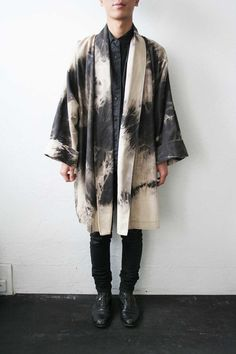Madness, a B tie dye kimono is exactly what I was thinking of making! So Shexy <3