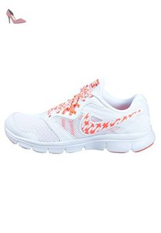 brand new f40ad 2bdcf NIKE - W NIKE FLX EXPERIENCE RN 3 MSL - 652858 016 - Chaussures  d athlétisme - Fille - Taille  36.5 - Noir   Rose   Blanc  Amazon.fr   Sports et Loisirs