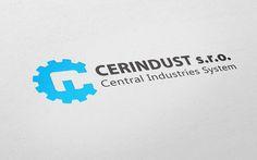 Logo for Cerindust company