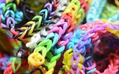 Modelos de pulseras de colores