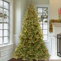 The Holiday Aisle® Ornaments in Snow Garage Door Mural & Reviews Artificial Christmas Tree Stand, Types Of Christmas Trees, Fir Christmas Tree, Artificial Tree, Christmas Tree Decorations, Holiday Decor, Xmas, Christmas Ideas, Christmas Wreaths