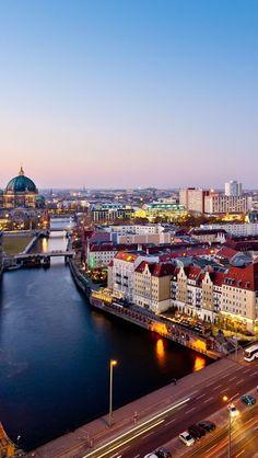 Berlin, Germany!