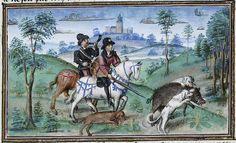 Henri de Ferrières, Les Livres du roy Modus et de la royne Ratio 64 | Flickr - Photo Sharing!