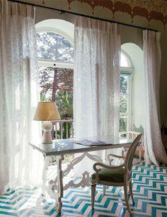 Francis Ford Coppola a renoué avec ses racines en acquérant le palazzo Margherita @}-,-;--