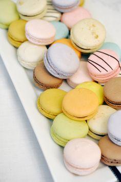 simple pleasures - macarons