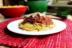 This is our new spaghetti sauce. The kids love it!!!    Spaghetti Sauce | The Pioneer Woman Cooks | Ree Drummond