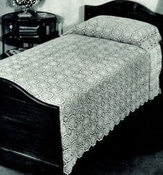 Dawn o' Day Bedspread Pattern