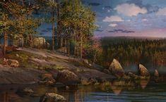 My homeland.Sunset. by ivany86 on deviantART