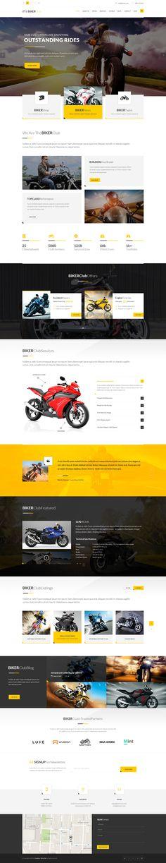 Nice site design