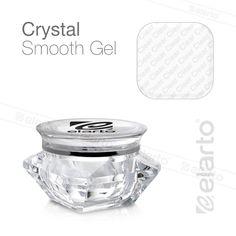 Żel bezbarwny średniogęsty Crystal Smooth Gel 30g #elarto #crystal #smooth #gel