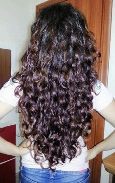Hennea wave, red natural curl ♥♡♥