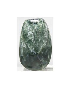 Seraphinite Clinochlore Rare Feather Stone Free by FenderMinerals,