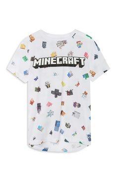 c5eba48a443d Older Boy Minecraft T-Shirt