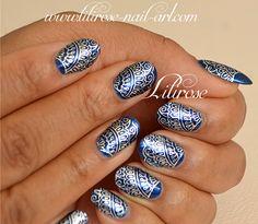 Lilirose Nail Art: 42 & 89 MOYRA