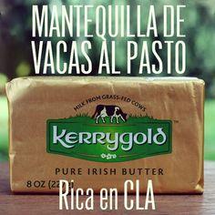 Súper interesante nota: Cómo hacer mantequilla clarificada y ghee