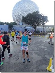 2013 Walt Disney World Half Marathon Recap - Part 1 of Goofy's Challenge