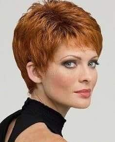 Trendy hairstyles to try in Photo galleries for short hairstyles, medium hairstyles and long hairstyles. Hairstyles for women over Hairstyles for straight, curly and wavy hair. Wedge Hairstyles, Classic Hairstyles, Pixie Hairstyles, Trendy Hairstyles, Braided Hairstyles, Short Haircuts, Feathered Hairstyles, Short Cropped Hairstyles, Ladies Hairstyles