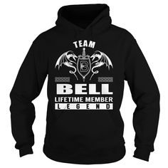 Team BELL Lifetime Member Legend - Last Name, Surname T-Shirt