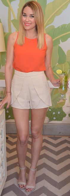 Lauren Conrad at Malibu's Girls' Day Out. @LaurenConrad.com