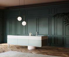 7 Kitchen Design Trends from Milan Eurocucina 2018