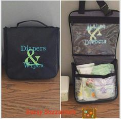 d3b6a74b69 The hang it up traveler s case is great for every mom to pack the diapers  and