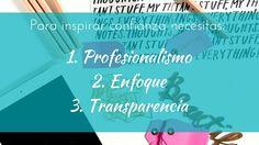 3 cosas que no te pueden faltar cuando quieres lucir confiable frente a tu audiencia