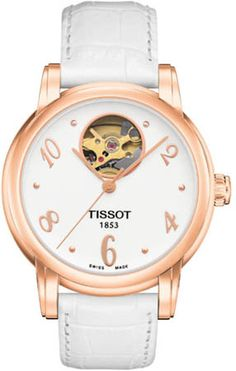 T050.207.36.017.00, T0502073601700, Tissot lady heart automatic watch, ladies