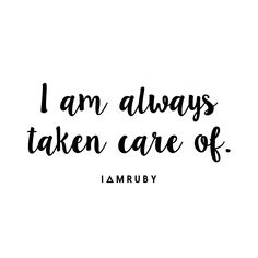 Say it with me... #affirmation #trust