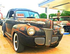 1941 Ford Business Coupe in Austin Texas