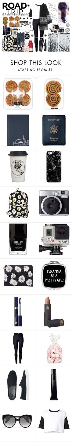 """Sem título #268"" by july-julianny ❤ liked on Polyvore featuring Under Cover, Royce Leather, Natural Life, Casetify, Motel, Fujifilm, Jack Black, GoPro, Forest of Chintz and Estée Lauder"