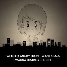 #anger #kids #kisses
