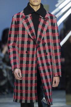 Cerruti 1881 Fall 2018 Men's Fashion Show Details