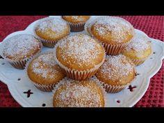 Cap Cake, Muffins, Cookies, Breakfast, Kitchen, Youtube, Food, Brioche, Petit Fours