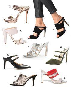 chaussures printemps t 2019 d cryptage des tendances. Black Bedroom Furniture Sets. Home Design Ideas