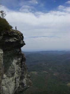 Whiteside mountain (WOooooo !! )