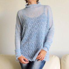 Мобильный LiveInternet Красивый пуловер спицами (схемы). | <em>вязанные</em> Ниноччка - Обо всём, что заинтересовало... |