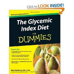 How to calculate glycemic load for dummies - from The Glycemic Index Diet for Dummies by Meri Raffetto. High Glycemic Foods, Glycemic Index, Easy Weight Loss, Healthy Weight Loss, Get Healthy, Healthy Recipes, Easy Recipes, Hcg Recipes, Healthy Cooking