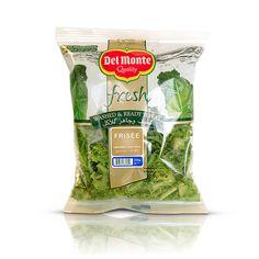 Del Monte Leaf Salad Bag