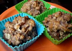 Cheap Healthy Good - Frugal Recipes, Food Tips, No Mayo: Veggie Might: Baking with Stevia--Vegan Oatmeal Apple Muffins