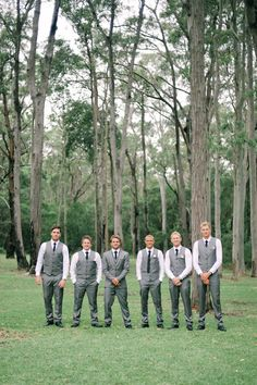 Backyard Wedding from Byron Loves Fawn    Read more - http://www.stylemepretty.com/australia-weddings/2013/06/25/backyard-wedding-from-byron-loves-fawn/