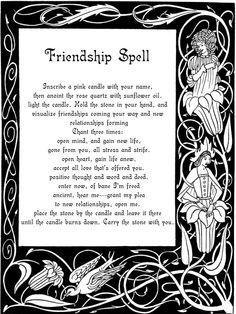 Friendship Spell