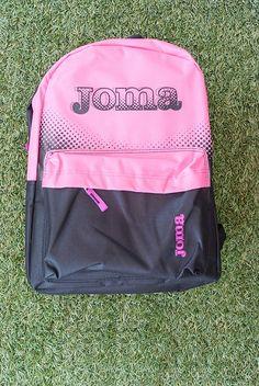 9,95€ - JOMA MOCHILA ROSA - Tiendas MEGASPORT -  #joma #mochila #maleta #macuto #bag #deporte #colegio #deportes #colegial #vueltaalcole #sport #sports #sportbag