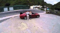 Car Park Petone - Cable Cam Shot