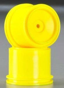 Thunder Tiger PD7284-Y Wheel Rear Yellow KT8 by Thunder tiger. $5.53