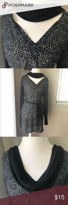 See Through Long shirt/Dress Size M Pre-owned excellent Condition. Dresses Midi